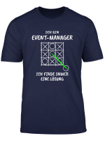 Event Manager T Shirt