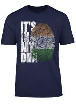 It S In My Dna Indian Flag Shirt India Gifts Tiranga Swaraj T Shirt