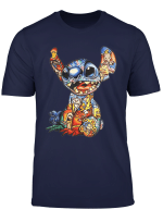 Stitch Funny Shirt For Fans