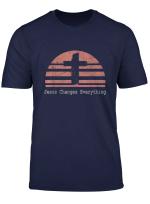 Jesus Changes Everything Vintage Christian Shirt Jesus Lover