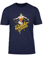 Dc Comics Wonder Woman Stars T Shirt