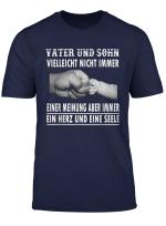 Vater Und Sohn Partnerlook Papa Vatertagsgeschenk T Shirt