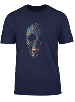 Antic Skull T Shirt Day Of The Dead Shirts