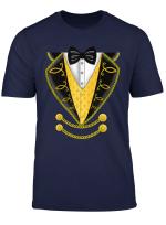 Ringmaster Shirt Circus Costume Tshirt