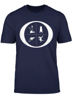 Ozark Episode 1 Large White Logo T Shirt