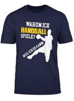 Handball Tshirt Geschenk Weihnachten Geschenkidee T Shirt
