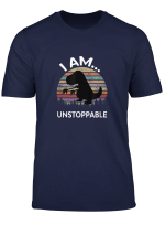 I Am Unstoppable Funny T Rex T Shirt T Shirt