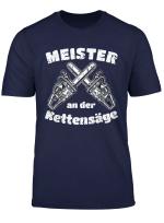 Herren Holzfaller Und Waldarbeiter T Shirt Fur Wald Und Holz Arbeit