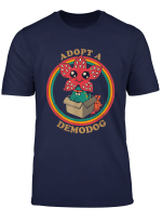 Adopt A Demodog Funny Dog Paws Lover Gift For Men Women T Shirt