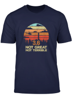 3 6 Roentgen Not Great Not Terrible Chernobyl T Shirt
