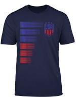 Usa T Shirt Cool Usa Soccer T Shirt Womens Mens Kids