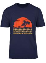 Baa Sowenyaaa African King Lion Shirt