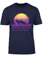 Vintage Retro Fox Animal Lover 80S T Shirt
