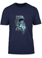 Jelly Fish Astronaut Friends Spaceman S Trip Shirt