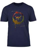 Drone Storm Multicolor Rc Drone T Shirt