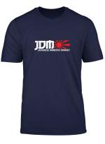 Drift Tuning Fan Jdm Automotive Apparel Car Meet Gift T Shirt