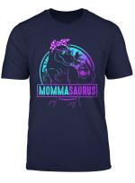 Mommasaurus T Shirt Trex Mama Saurus Dinosaur Women Mom Gift
