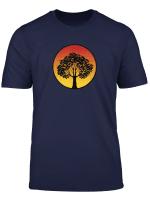 Black Tree Sunset Tee Apparel T Shirt