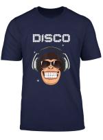 Gorilla Liebe Horen Musik Kopfhorer Disco Dance Party Shirt