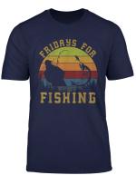 Fridays For Fishing Parodie Freiheit Fur Angeln Geschenk T Shirt