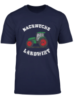 Nachwuchs Landwirt Traktor Kinder Trecker Shirt