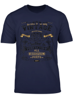Classic 65Th Birthday Gift Tshirt For Men Women Vintage 1954 T Shirt