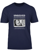 Robert Stack Unsolved Mysteries T Shirt