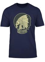 Native Indian Chief Boho 80S Vintage T Shirt