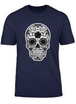 Sugar Skull Day Of The Dead T Shirt