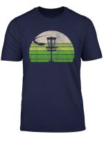Vintage Ultimate Frisbee T Shirt Disc Golf Tee Shirts Men