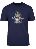 Bahamas Strong Dorian Hurricane T Shirt