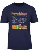Cake Decorator Dealer I Baking Cake Topper T Shirt