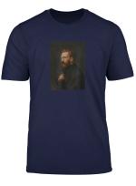 Vincent Van Gogh Portrait Von John Peter Russell Paris 1886 T Shirt