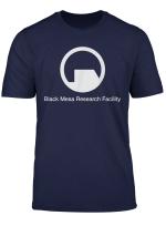 Half Life 2 Black Mesa Double Sided T Shirt Hlf011