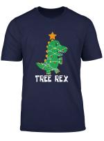 Tree Rex Susser Trex Weihnachtsbaum T Rex Dinosaurier Fan T Shirt