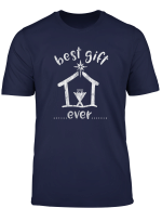 Christian Christmas Shirt Best Gift Ever Jesus Story Tshirt