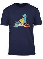 Distressed Vintage Skateboarding Skater T Shirt