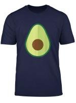 Holy Guacamole Funny Cute Avocado Lover Halloween Costume T Shirt