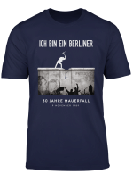 30 Jahre Mauerfall Fall Of The Berlin Wall 30Th Anniversary T Shirt