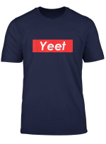 Yeet Box Logo Sick Meme T Shirt