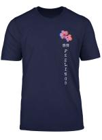 Vaporwave Aesthetic Feelings Flowers T Shirt