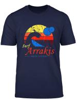 Vintage Surf Arrakis House Atreides Gift Tshirt For Men