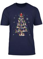Cute Beagle Dog Christmas Tree Gift Decor Xmas Tree T Shirt