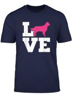 Golden Retriever Love T Shirt