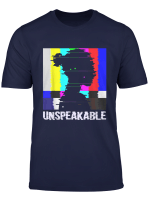 Saying Unspeakable T Shirt For Men Woman Boys Kids 5 Colors