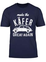 Kafer T Shirt Oldtimer Classic Car Retro Auto Geschenkidee
