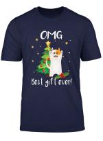 Weihnachten Katze Gurke Zucchini Lustiges Geschenk T Shirt