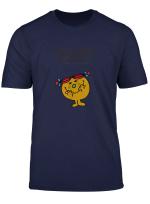 Mr Men Little Miss Trouble T Shirt