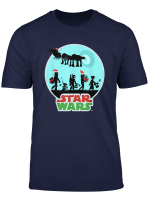 Star Wars Characters Holiday Gifts Death Star T Shirt