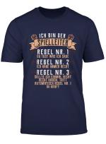 Pen Paper Fantasy Rollenspiel Spielleiter Lustiger Spruch T Shirt